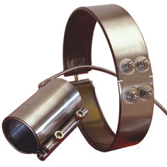 Mineral Insulated (MI) Band Heaters
